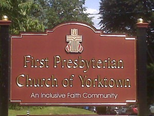 FPCY church sign