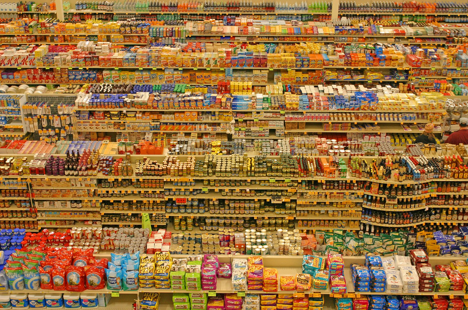 Youth Group: The Great Supermarket Challenge!