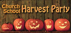 Harvest Party BLOG