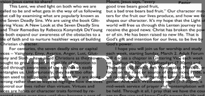 Disciple BLOG