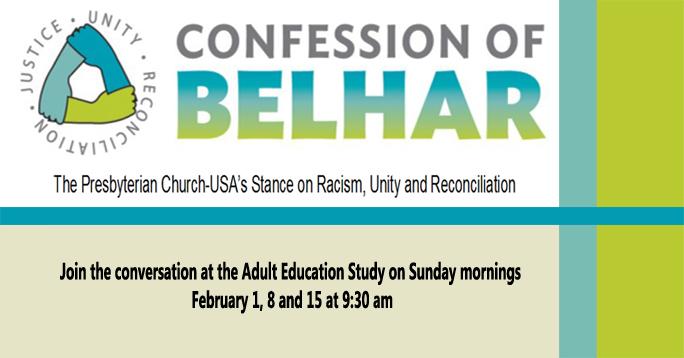 Confessions of Belhar POST