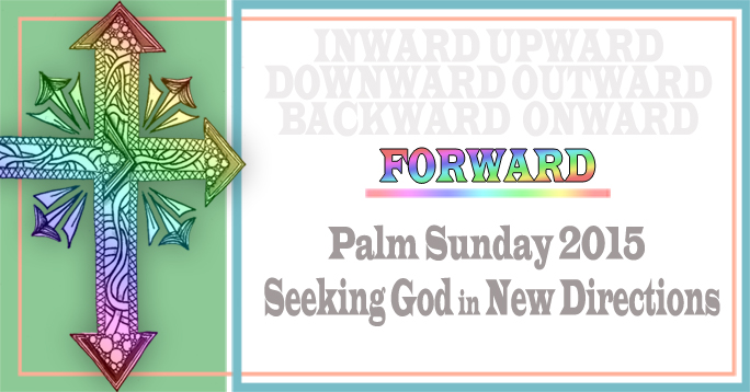 PALM SUNDAY March 29 FORWARD - Post