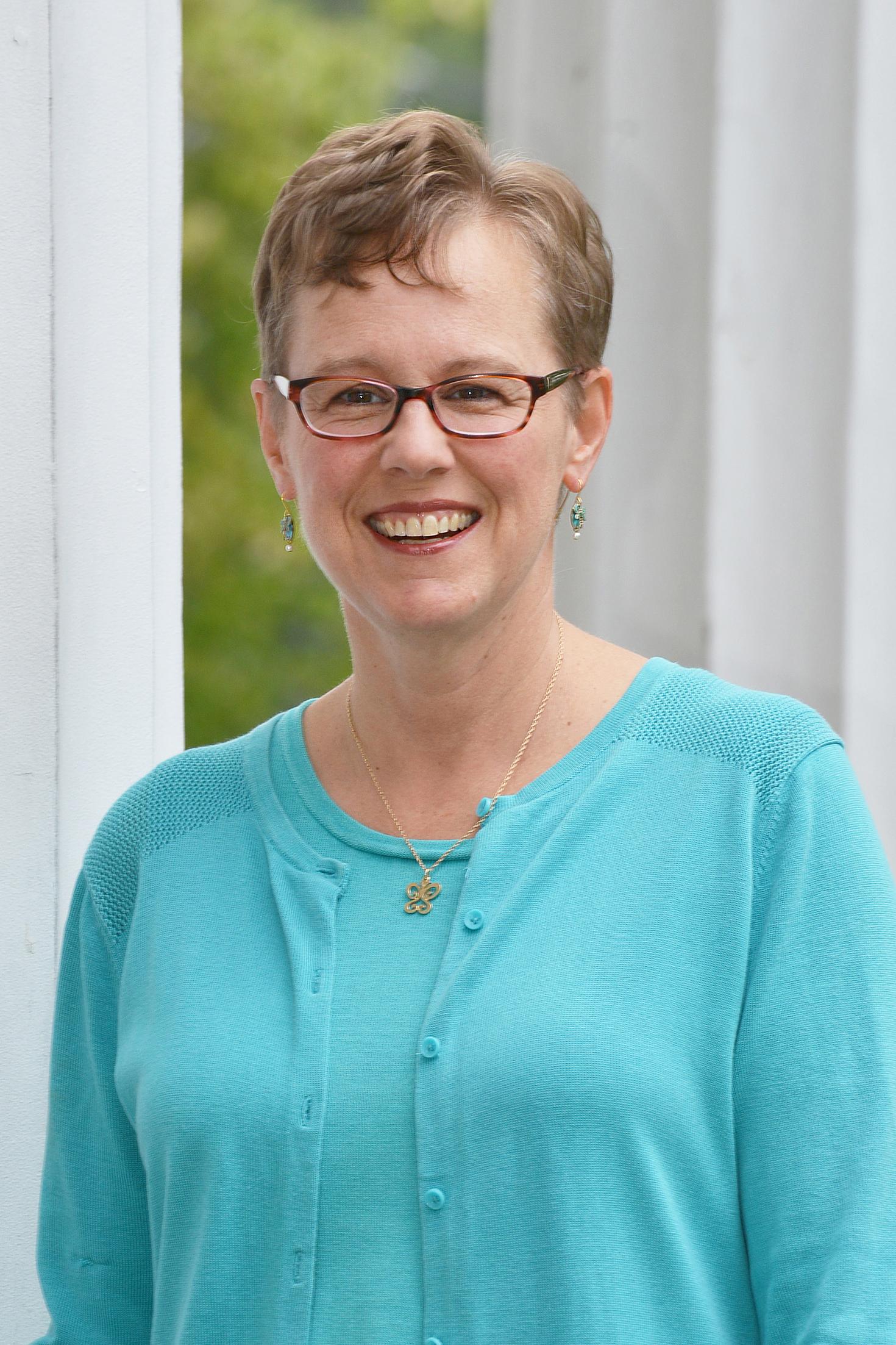 Co-pastor Tami Seidel