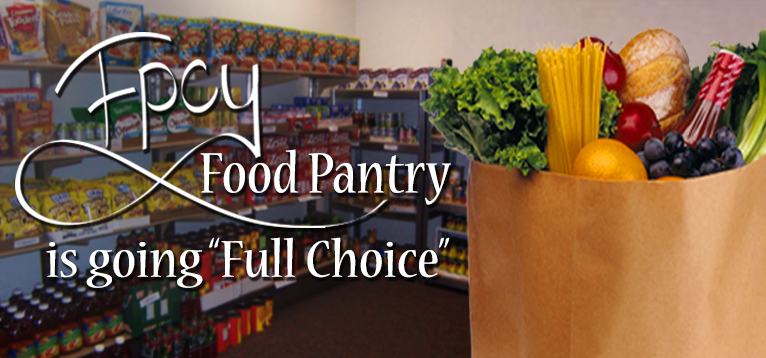 Full Choice Food Pantry Graphic